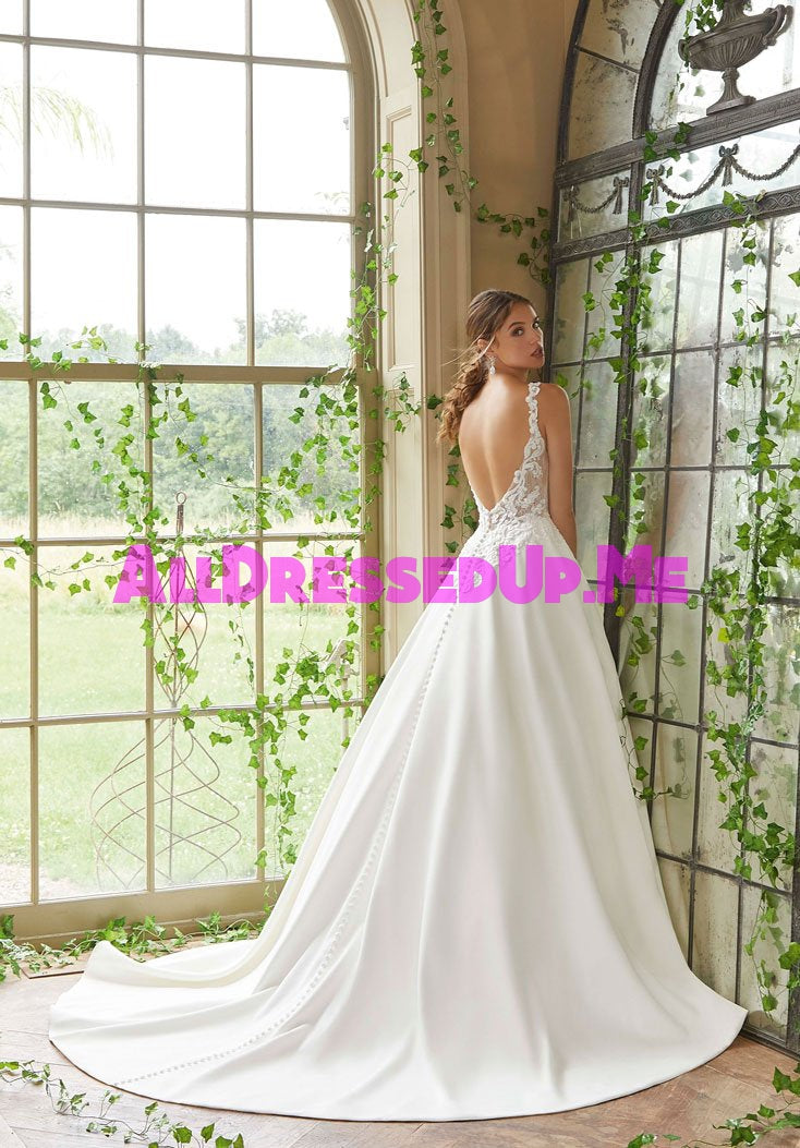 Blu - Petrova - 5716 - All Dressed Up, Bridal Gown - Morilee - - Wedding Gowns Dresses Chattanooga Hixson Shops Boutiques Tennessee TN Georgia GA MSRP Lowest Prices Sale Discount