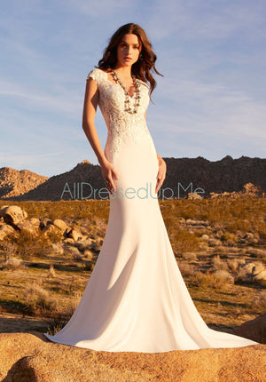 Blu - Rhetta - 5769 - All Dressed Up, Bridal Gown - Morilee - - Wedding Gowns Dresses Chattanooga Hixson Shops Boutiques Tennessee TN Georgia GA MSRP Lowest Prices Sale Discount