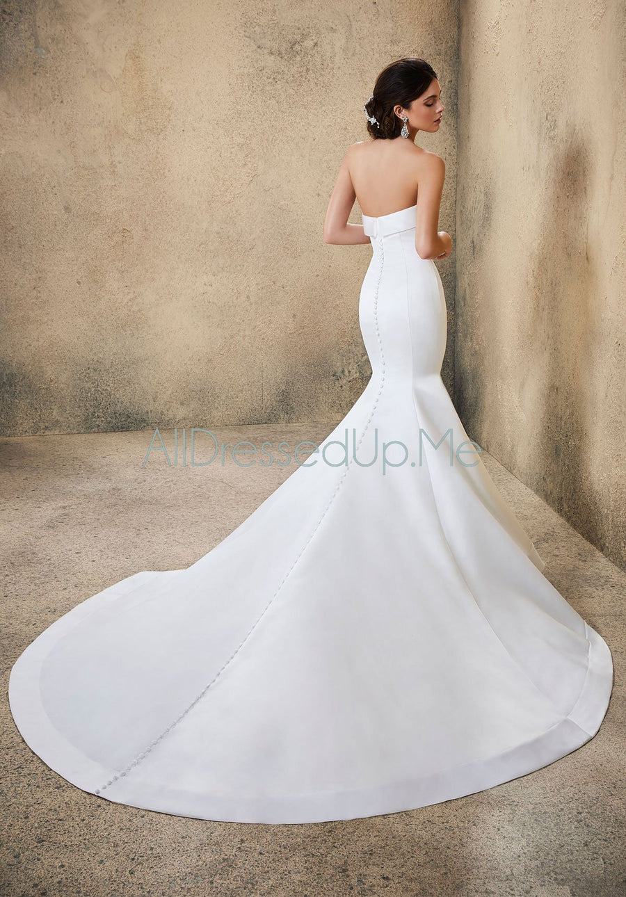 Blu - Remi - 5777 - All Dressed Up, Bridal Gown - Morilee - - Wedding Gowns Dresses Chattanooga Hixson Shops Boutiques Tennessee TN Georgia GA MSRP Lowest Prices Sale Discount