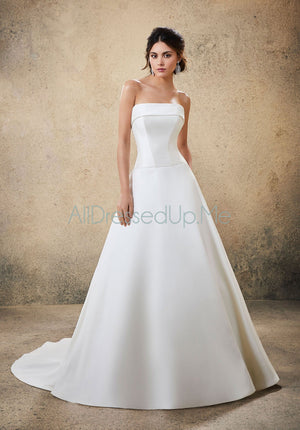 Blu - Roderica - 5778 - Cheron's Bridal, Wedding Gown - Morilee - - Wedding Gowns Dresses Chattanooga Hixson Shops Boutiques Tennessee TN Georgia GA MSRP Lowest Prices Sale Discount