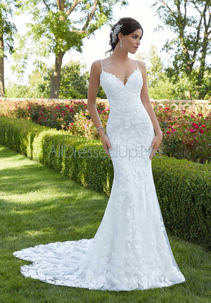 Blu - Suri - 5802 - Cheron's Bridal, Wedding Gown - Morilee - - Wedding Gowns Dresses Chattanooga Hixson Shops Boutiques Tennessee TN Georgia GA MSRP Lowest Prices Sale Discount