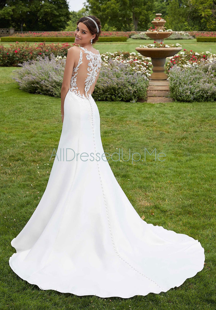 Blu - Sandy - 5804 - All Dressed Up, Bridal Gown - Morilee - - Wedding Gowns Dresses Chattanooga Hixson Shops Boutiques Tennessee TN Georgia GA MSRP Lowest Prices Sale Discount
