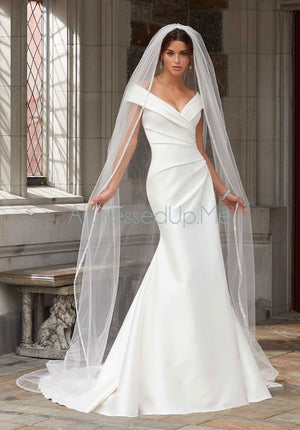 Blu - Stacey - 5812 - Cheron's Bridal, Wedding Gown - Morilee - - Wedding Gowns Dresses Chattanooga Hixson Shops Boutiques Tennessee TN Georgia GA MSRP Lowest Prices Sale Discount