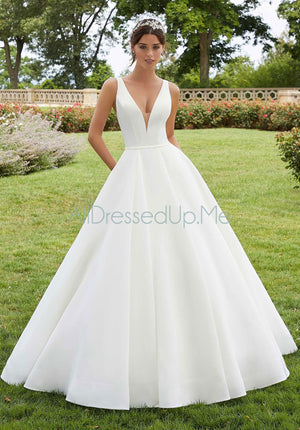 Blu - Sara - 5814 - All Dressed Up, Bridal Gown - Morilee - - Wedding Gowns Dresses Chattanooga Hixson Shops Boutiques Tennessee TN Georgia GA MSRP Lowest Prices Sale Discount
