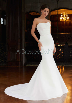 Blu - Scarlett - 5817 - All Dressed Up, Bridal Gown - Morilee - - Wedding Gowns Dresses Chattanooga Hixson Shops Boutiques Tennessee TN Georgia GA MSRP Lowest Prices Sale Discount