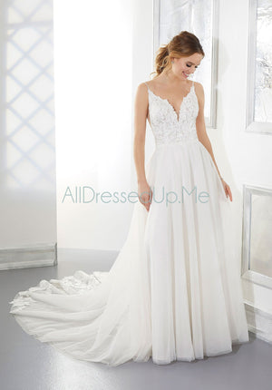 Blu - Autumn - 5862 - All Dressed Up, Bridal Gown - Morilee - - Wedding Gowns Dresses Chattanooga Hixson Shops Boutiques Tennessee TN Georgia GA MSRP Lowest Prices Sale Discount