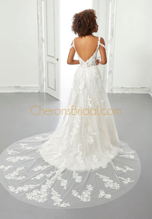Blu - 5901 - Belinda - Cheron's Bridal, Wedding Gown - Morilee - - Wedding Gowns Dresses Chattanooga Hixson Shops Boutiques Tennessee TN Georgia GA MSRP Lowest Prices Sale Discount