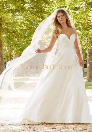 Blu - 5904 - Bianca - Cheron's Bridal, Wedding Gown - Morilee - - Wedding Gowns Dresses Chattanooga Hixson Shops Boutiques Tennessee TN Georgia GA MSRP Lowest Prices Sale Discount