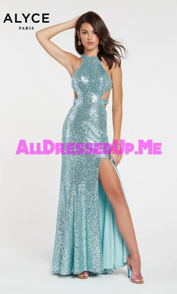 9611925095679 Alyce Paris - 60037 - All Dressed Up, Prom/Party Dress - All Dressed ...