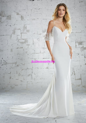 Voyage - 6883 - Karlotta - All Dressed Up, Bridal Gown - Morilee - - Wedding Gowns Dresses Chattanooga Hixson Shops Boutiques Tennessee TN Georgia GA MSRP Lowest Prices Sale Discount