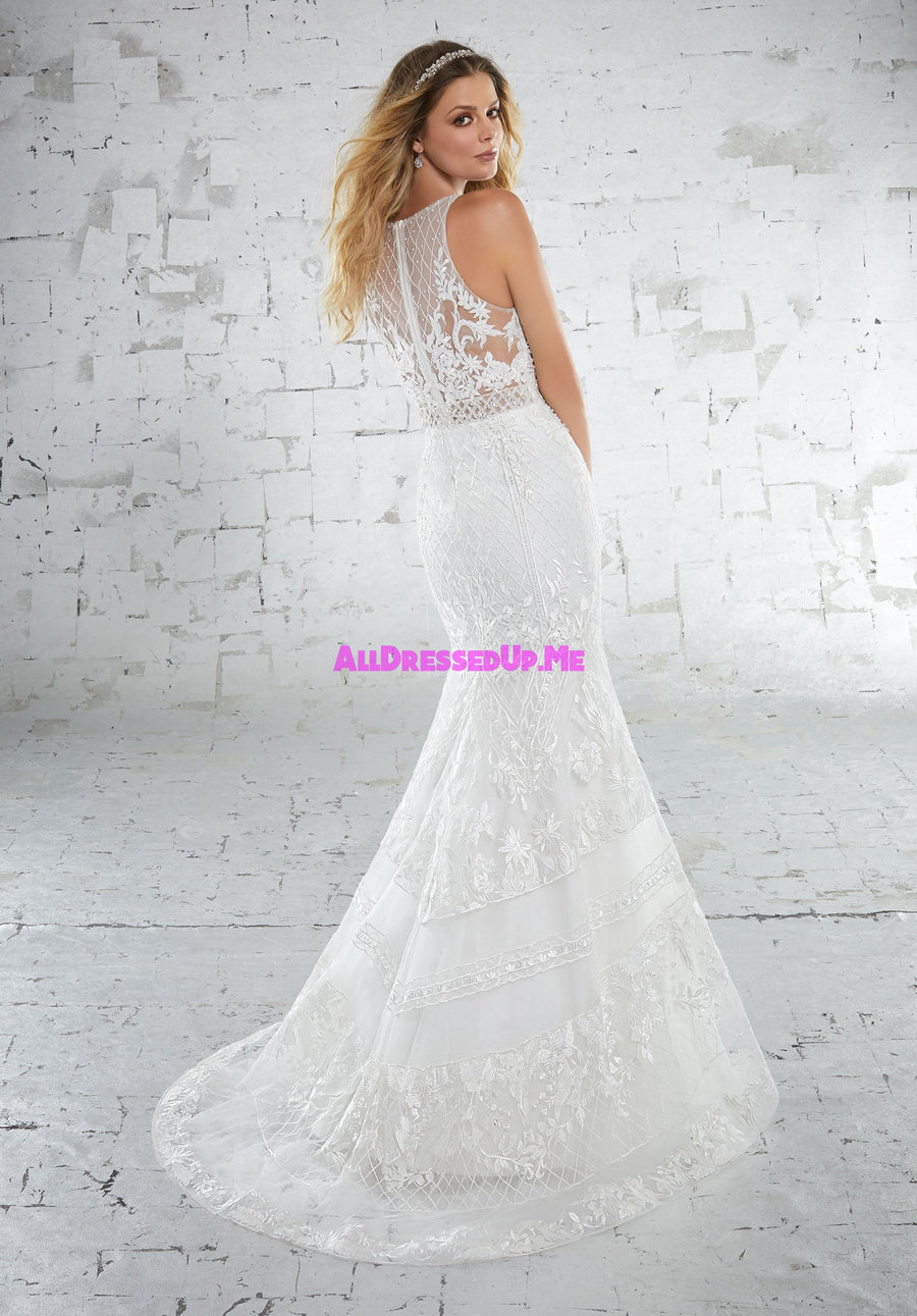 Voyage - 6884 - Kristen - All Dressed Up, Bridal Gown - Morilee - - Wedding Gowns Dresses Chattanooga Hixson Shops Boutiques Tennessee TN Georgia GA MSRP Lowest Prices Sale Discount