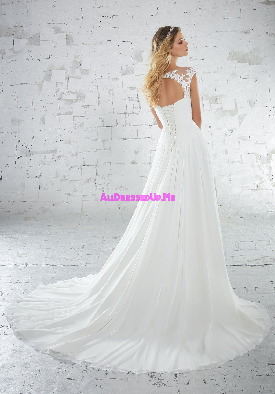 Voyage - 6885 - Kamella - All Dressed Up, Bridal Gown - Morilee - - Wedding Gowns Dresses Chattanooga Hixson Shops Boutiques Tennessee TN Georgia GA MSRP Lowest Prices Sale Discount