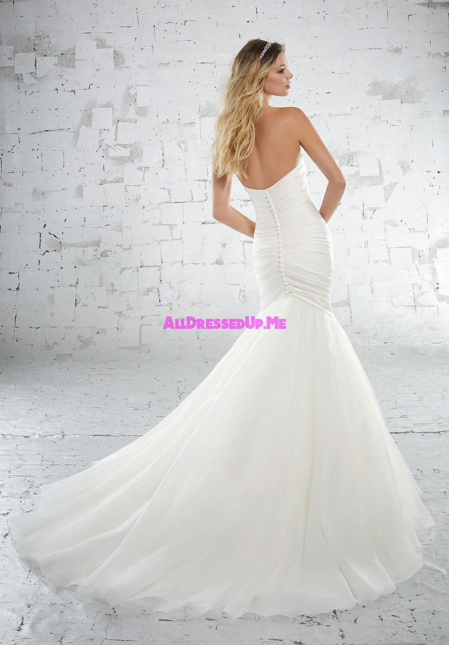 Voyage - 6886 - Kenna - All Dressed Up, Bridal Gown - Morilee - - Wedding Gowns Dresses Chattanooga Hixson Shops Boutiques Tennessee TN Georgia GA MSRP Lowest Prices Sale Discount