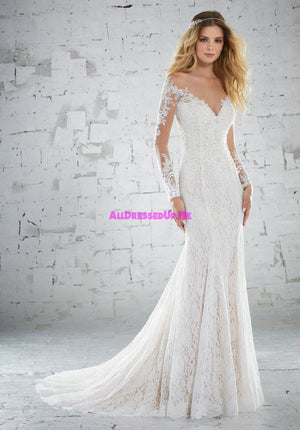 Voyage - 6888 - Karolina - All Dressed Up, Bridal Gown - Morilee - - Wedding Gowns Dresses Chattanooga Hixson Shops Boutiques Tennessee TN Georgia GA MSRP Lowest Prices Sale Discount
