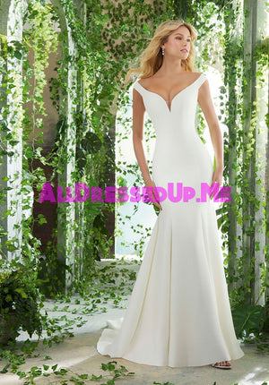 Voyage - Paxton - 6903 - All Dressed Up, Bridal Gown - Morilee - - Wedding Gowns Dresses Chattanooga Hixson Shops Boutiques Tennessee TN Georgia GA MSRP Lowest Prices Sale Discount