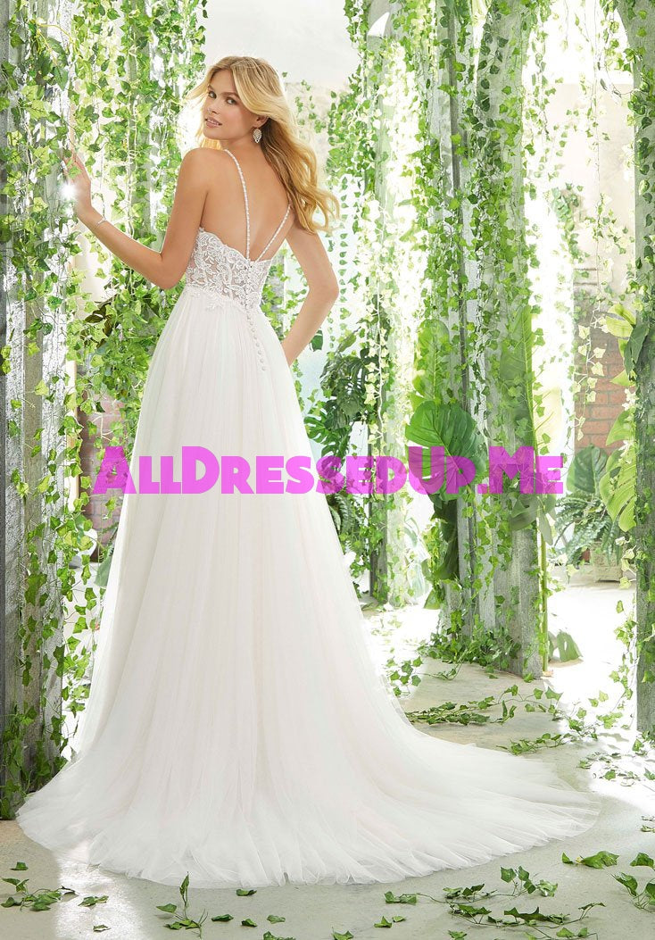 Voyage - Phila - 6904 - All Dressed Up, Bridal Gown - Morilee - - Wedding Gowns Dresses Chattanooga Hixson Shops Boutiques Tennessee TN Georgia GA MSRP Lowest Prices Sale Discount
