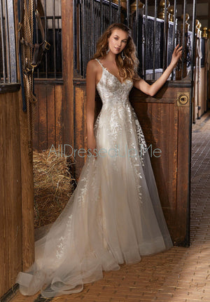 Voyage - River - 6911 - Cheron's Bridal, Wedding Gown - Morilee - - Wedding Gowns Dresses Chattanooga Hixson Shops Boutiques Tennessee TN Georgia GA MSRP Lowest Prices Sale Discount