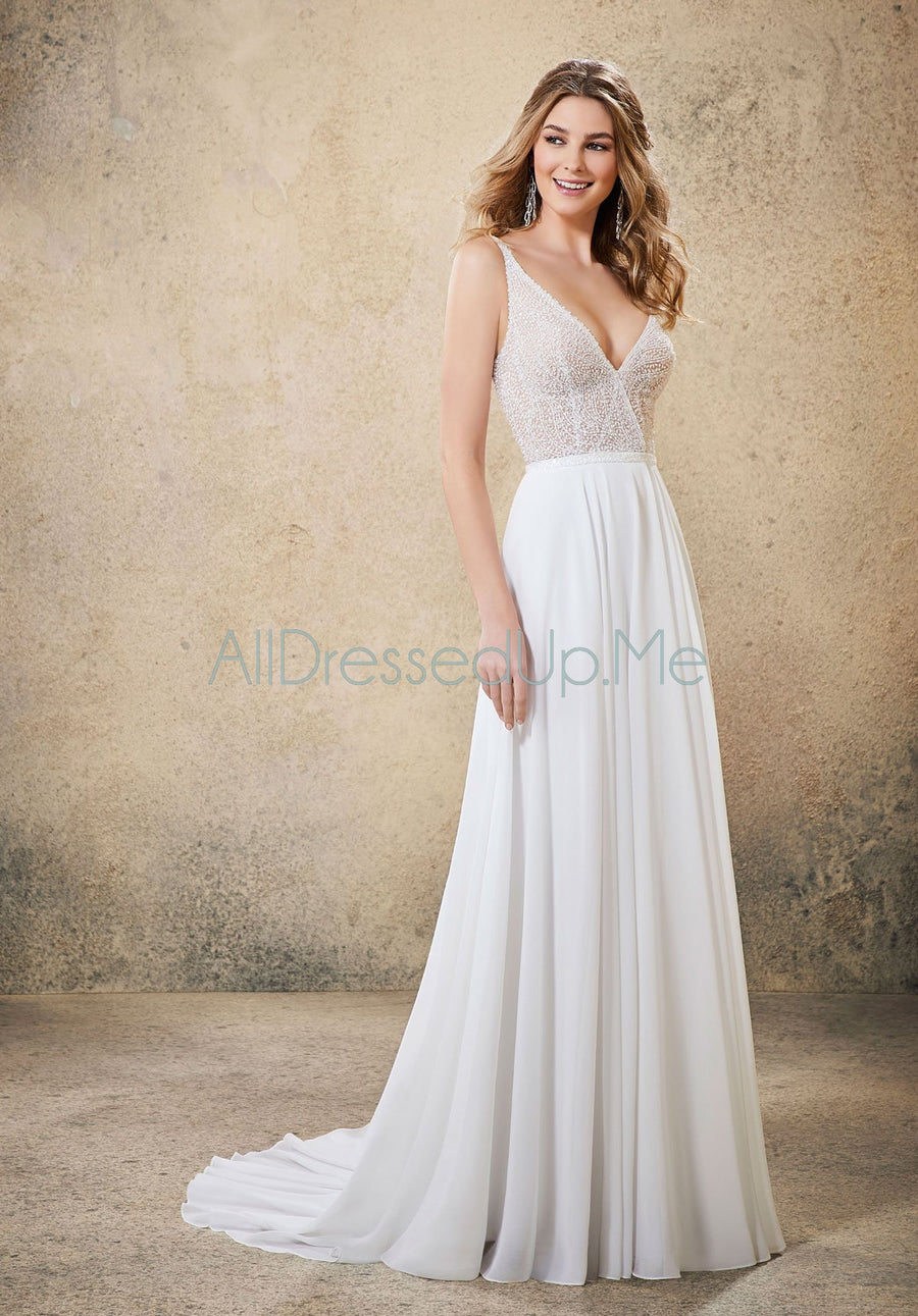 Voyage - Rio - 6916 - Cheron's Bridal, Wedding Gown - Morilee - - Wedding Gowns Dresses Chattanooga Hixson Shops Boutiques Tennessee TN Georgia GA MSRP Lowest Prices Sale Discount