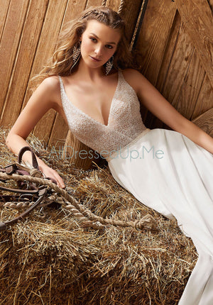 Voyage - Rio - 6916 - All Dressed Up, Bridal Gown - Morilee - - Wedding Gowns Dresses Chattanooga Hixson Shops Boutiques Tennessee TN Georgia GA MSRP Lowest Prices Sale Discount