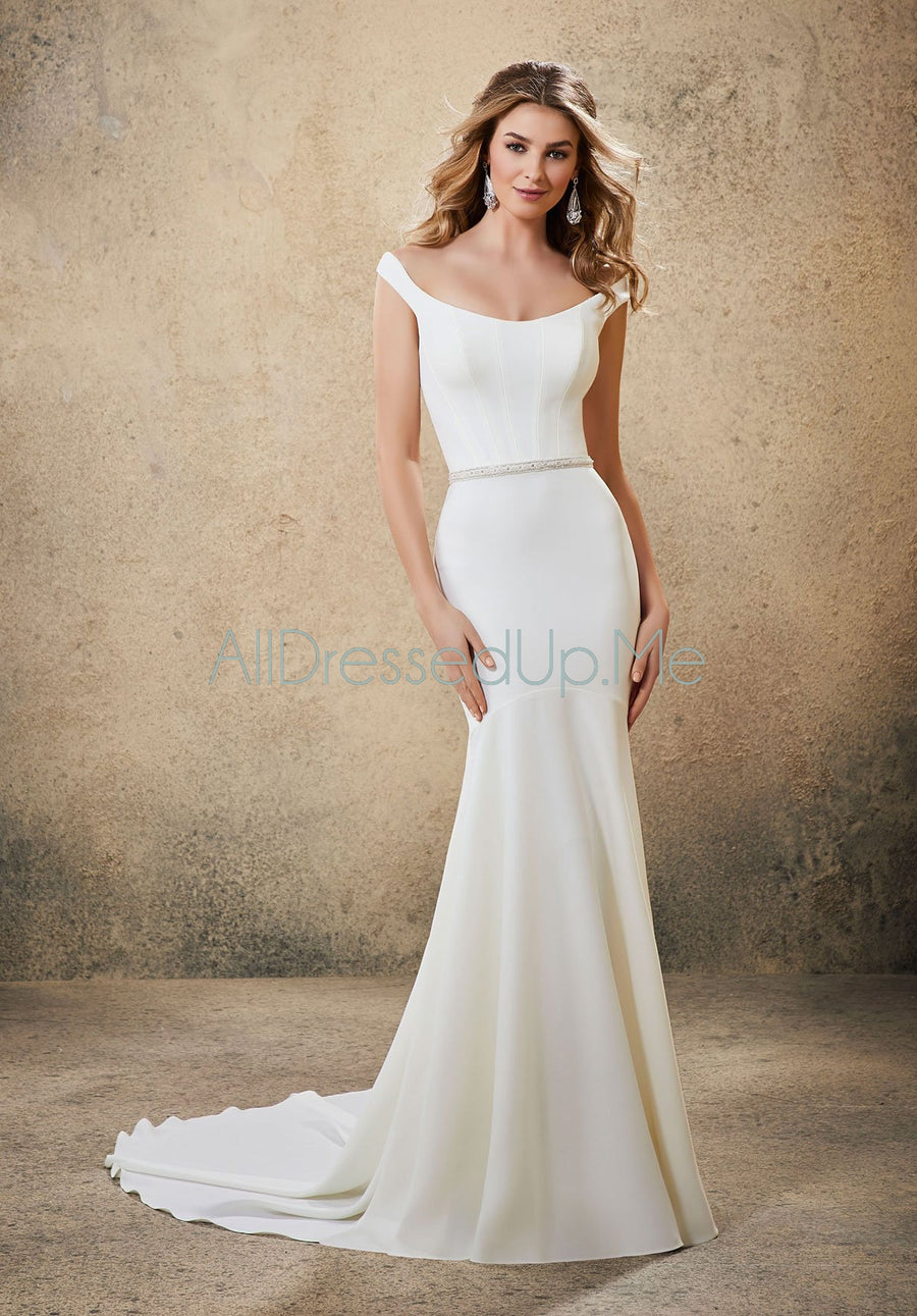 Voyage - Rumer - 6917 - Cheron's Bridal, Wedding Gown - Morilee - - Wedding Gowns Dresses Chattanooga Hixson Shops Boutiques Tennessee TN Georgia GA MSRP Lowest Prices Sale Discount