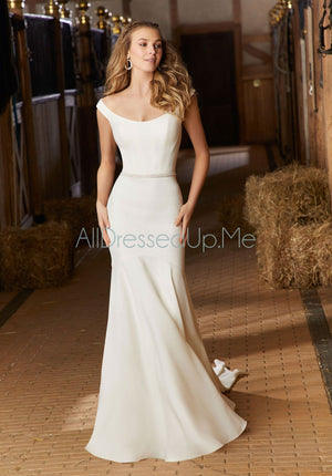 Voyage - Rumer - 6917 - All Dressed Up, Bridal Gown - Morilee - - Wedding Gowns Dresses Chattanooga Hixson Shops Boutiques Tennessee TN Georgia GA MSRP Lowest Prices Sale Discount