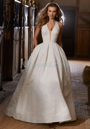 Voyage - Rose - 6918 - Cheron's Bridal, Wedding Gown - Morilee - - Wedding Gowns Dresses Chattanooga Hixson Shops Boutiques Tennessee TN Georgia GA MSRP Lowest Prices Sale Discount