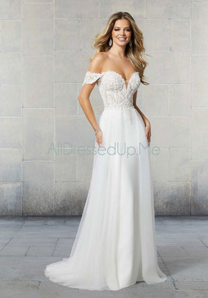 Voyage - Scout - 6922 - Cheron's Bridal, Wedding Gown - Morilee - - Wedding Gowns Dresses Chattanooga Hixson Shops Boutiques Tennessee TN Georgia GA MSRP Lowest Prices Sale Discount