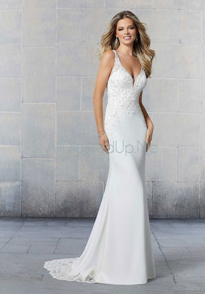 Voyage - Shea - 6925 - Cheron's Bridal, Wedding Gown - Morilee - - Wedding Gowns Dresses Chattanooga Hixson Shops Boutiques Tennessee TN Georgia GA MSRP Lowest Prices Sale Discount