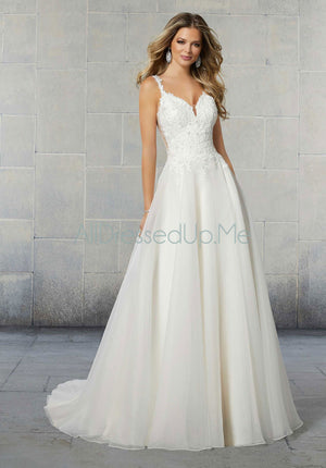 Voyage - Sybil - 6926 - Cheron's Bridal, Wedding Gown - Morilee - - Wedding Gowns Dresses Chattanooga Hixson Shops Boutiques Tennessee TN Georgia GA MSRP Lowest Prices Sale Discount
