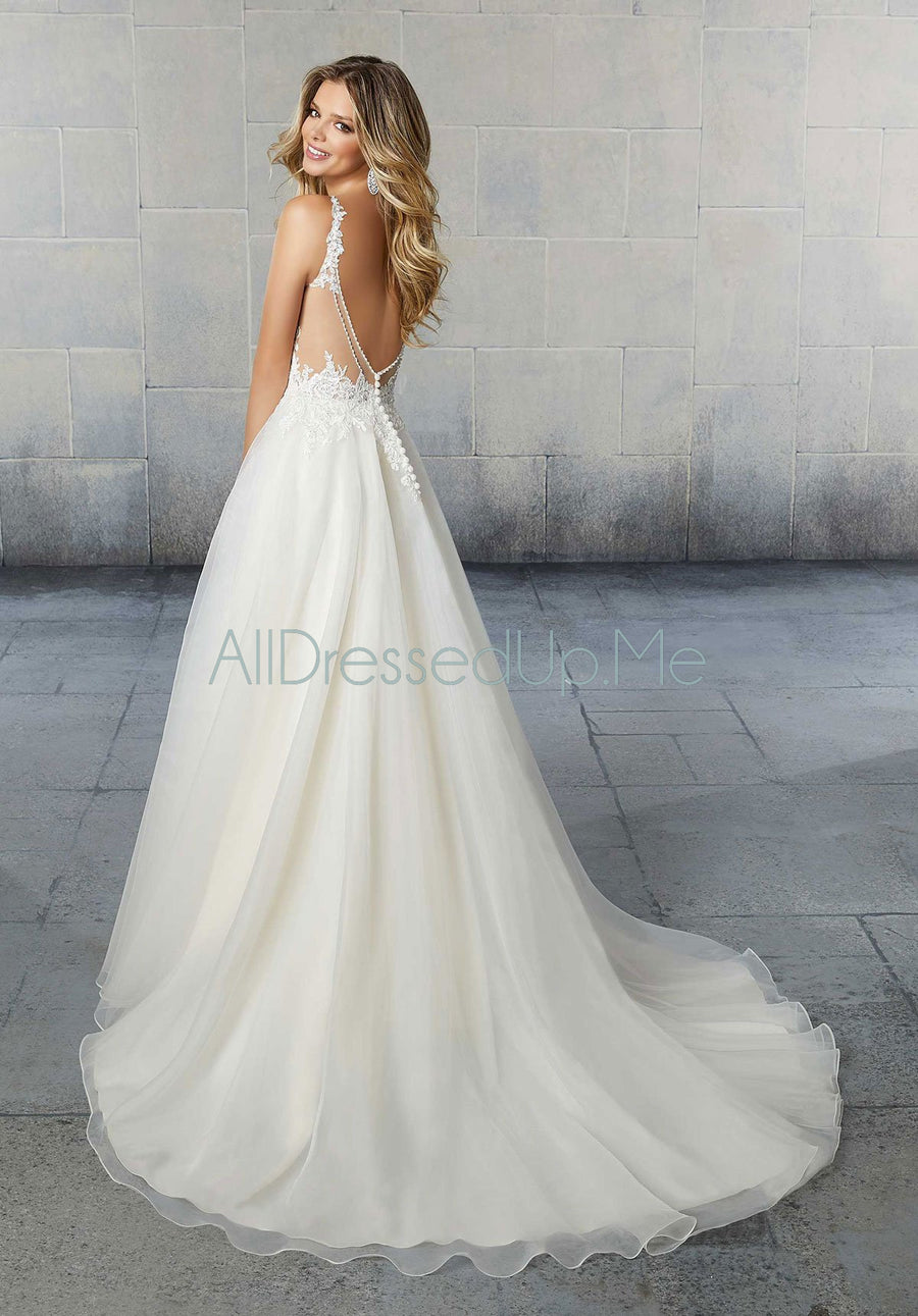 Voyage - Sybil - 6926 - All Dressed Up, Bridal Gown - Morilee - - Wedding Gowns Dresses Chattanooga Hixson Shops Boutiques Tennessee TN Georgia GA MSRP Lowest Prices Sale Discount