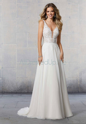 Voyage - Shiloh - 6927 - Cheron's Bridal, Wedding Gown - Morilee - - Wedding Gowns Dresses Chattanooga Hixson Shops Boutiques Tennessee TN Georgia GA MSRP Lowest Prices Sale Discount