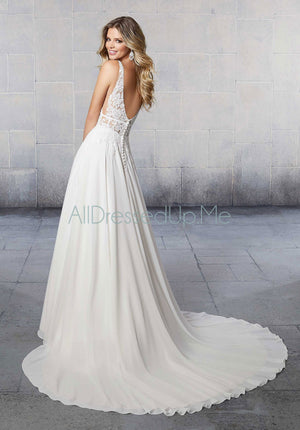 Voyage - Shiloh - 6927 - All Dressed Up, Bridal Gown - Morilee - - Wedding Gowns Dresses Chattanooga Hixson Shops Boutiques Tennessee TN Georgia GA MSRP Lowest Prices Sale Discount