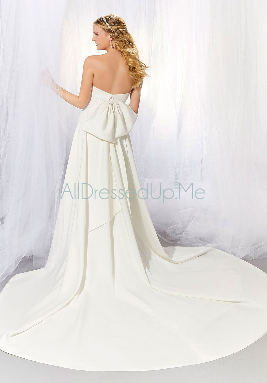 Voyage - Ava - 6931 - All Dressed Up, Bridal Gown - Morilee - - Wedding Gowns Dresses Chattanooga Hixson Shops Boutiques Tennessee TN Georgia GA MSRP Lowest Prices Sale Discount