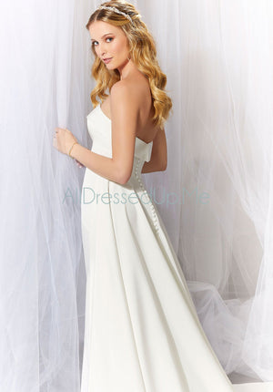 Voyage - Ava - 6931 - Cheron's Bridal, Wedding Gown - Morilee - - Wedding Gowns Dresses Chattanooga Hixson Shops Boutiques Tennessee TN Georgia GA MSRP Lowest Prices Sale Discount