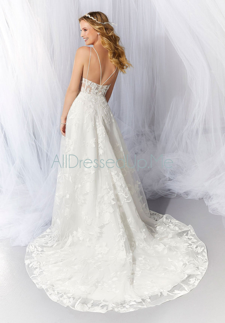 Voyage - Alaina - 6932 - Cheron's Bridal, Wedding Gown - Morilee - - Wedding Gowns Dresses Chattanooga Hixson Shops Boutiques Tennessee TN Georgia GA MSRP Lowest Prices Sale Discount