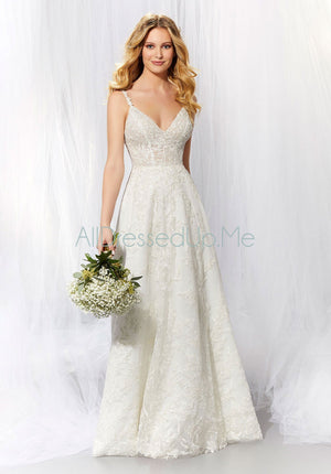 Voyage - April - 6935 - All Dressed Up, Bridal Gown - Morilee - - Wedding Gowns Dresses Chattanooga Hixson Shops Boutiques Tennessee TN Georgia GA MSRP Lowest Prices Sale Discount