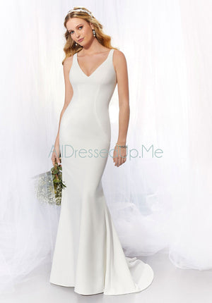 Voyage - Andi - 6936 - Cheron's Bridal, Wedding Gown - Morilee - - Wedding Gowns Dresses Chattanooga Hixson Shops Boutiques Tennessee TN Georgia GA MSRP Lowest Prices Sale Discount