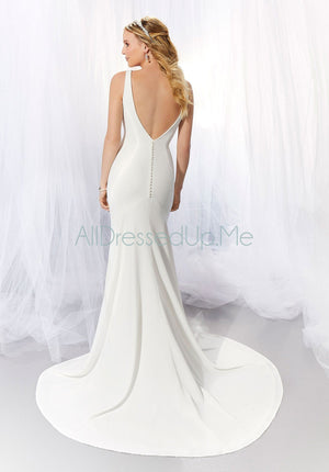 Voyage - Andi - 6936 - All Dressed Up, Bridal Gown - Morilee - - Wedding Gowns Dresses Chattanooga Hixson Shops Boutiques Tennessee TN Georgia GA MSRP Lowest Prices Sale Discount