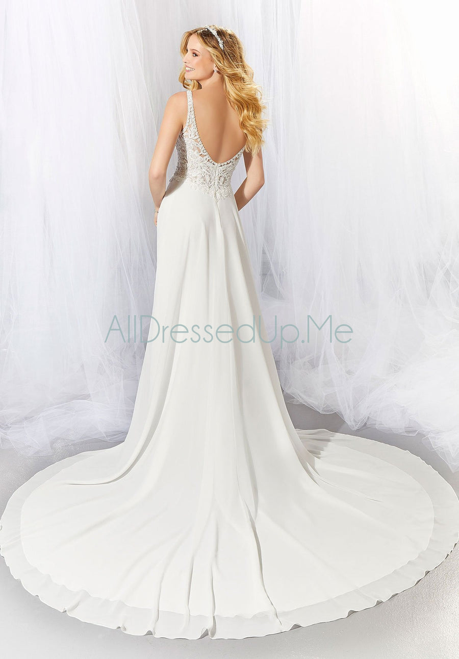 Voyage - Alicia - 6937 - Cheron's Bridal, Wedding Gown - Morilee - - Wedding Gowns Dresses Chattanooga Hixson Shops Boutiques Tennessee TN Georgia GA MSRP Lowest Prices Sale Discount
