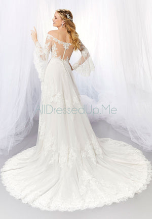 Voyage - Abby - 6938 - Cheron's Bridal, Wedding Gown - Morilee - - Wedding Gowns Dresses Chattanooga Hixson Shops Boutiques Tennessee TN Georgia GA MSRP Lowest Prices Sale Discount