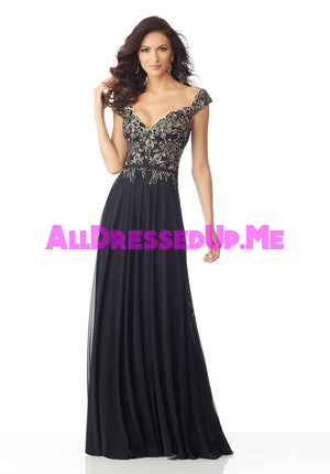 MGNY - 71802 - All Dressed Up, Mother/Party Dress