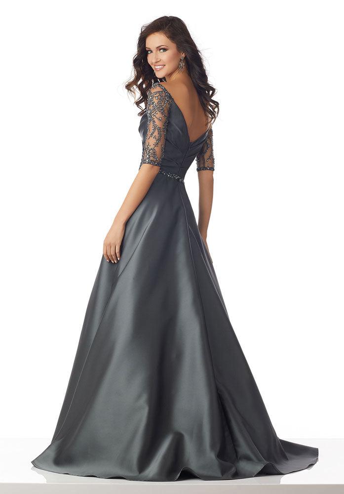 MGNY - 71804 - All Dressed Up, Mother/Party Dress