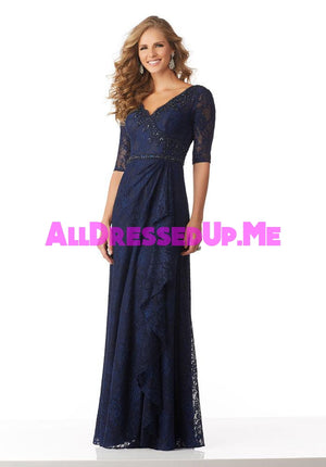 MGNY - 71809 - All Dressed Up, Mother/Party Dress