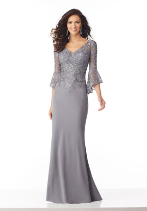 MGNY - 71810 - All Dressed Up, Mother/Party Dress