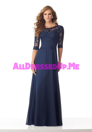 MGNY - 71812 - All Dressed Up, Mother/Party Dress