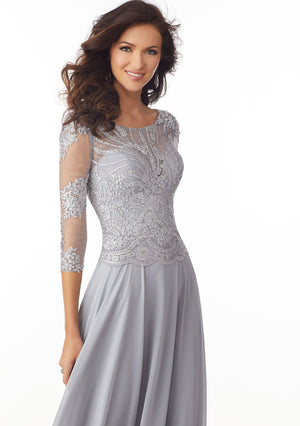 MGNY - 71813 - All Dressed Up, Mother/Party Dress