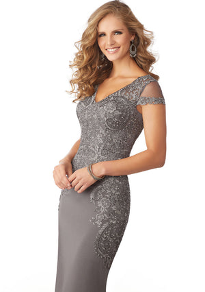 MGNY - 71815 - All Dressed Up, Mother/Party Dress
