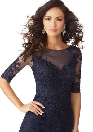 MGNY - 71818 - All Dressed Up, Mother/Party Dress