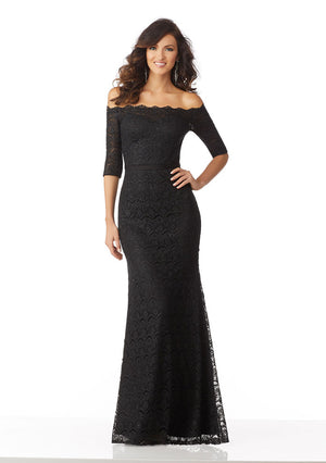MGNY - 71821 - All Dressed Up, Mother/Party Dress