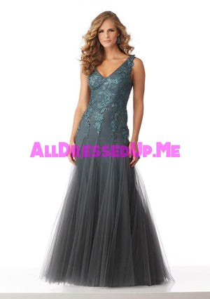 MGNY - 71823 - All Dressed Up, Mother/Party Dress